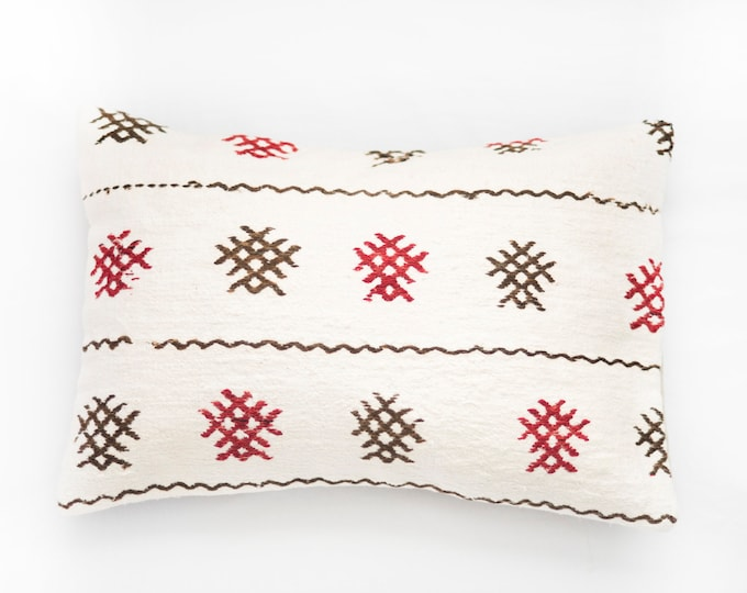 Kilim Pillow No. 111