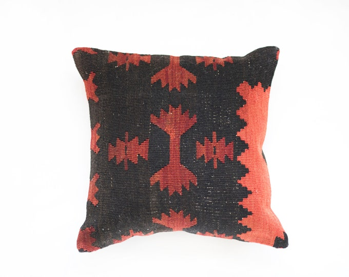 Kilim Pillow No. 156