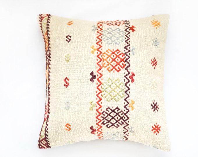 Kilim Pillow No. 104