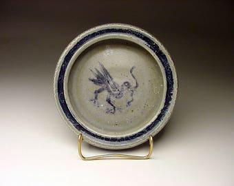 F Carlton Ball Studio Pottery Stoneware CanisterJewelry Box