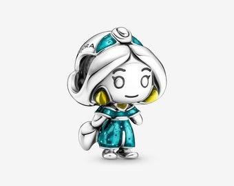 Disney Aladdin Princess Jasmine Charm