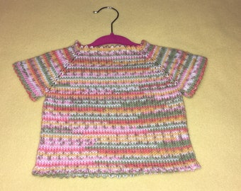 Baby Sweater - Girl