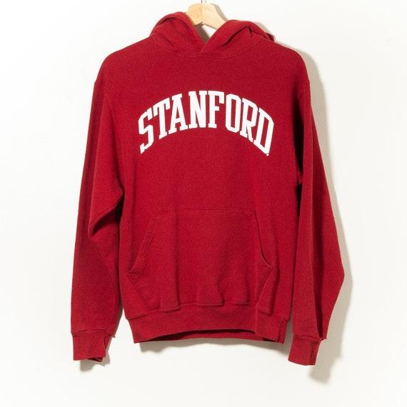 90s Vintage Distressed Stanford University Hoodie