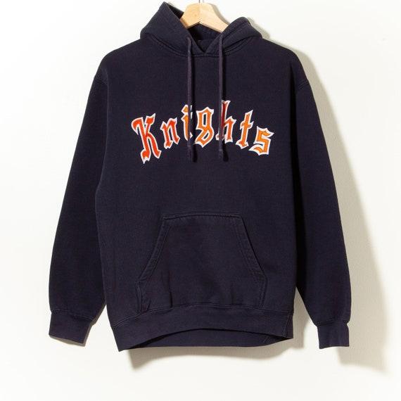 90s Vintage Hoodie Sweatshirt College University K
