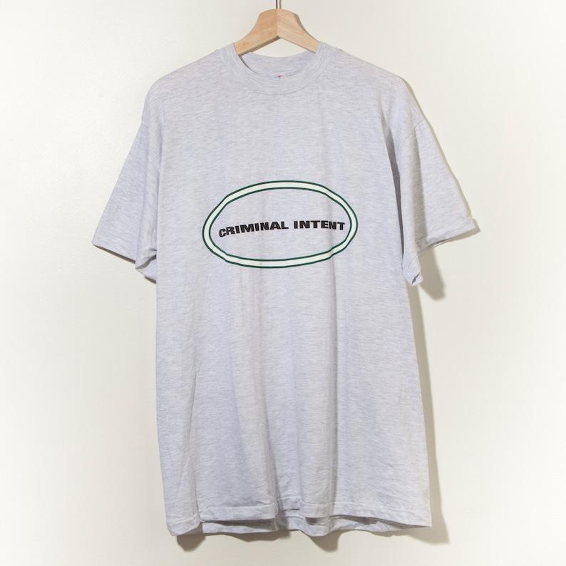 90s Vintage Tupac Gang Related Movie Promo T-Shirt 1997 Single Stitch Made  in USA James Belushi Film TV Tupac Shakur Rap Hip Hop Music Art