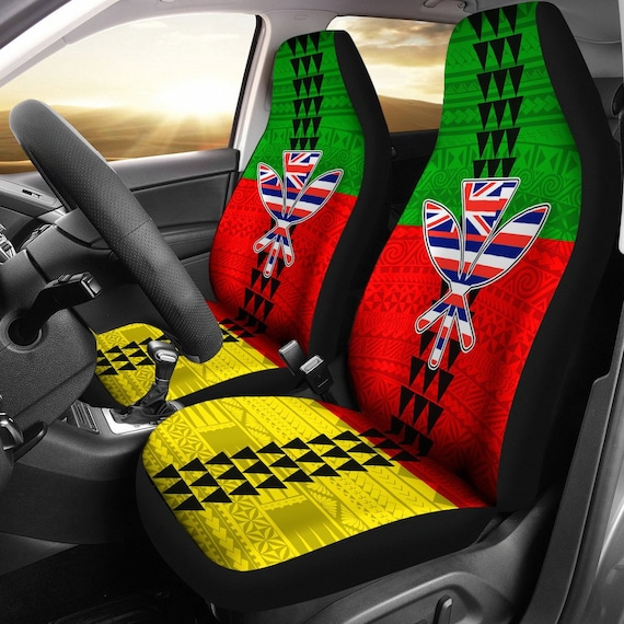 Hawaiian Car Seat Covers >> Kanaka Maoli Hawaii Car Seat Covers