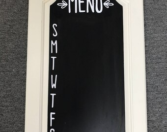 Large Menu Chalkboard