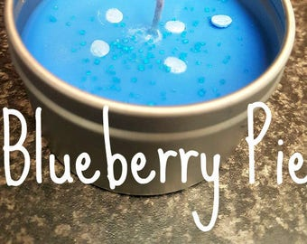Blueberry Pie - 6oz Candle