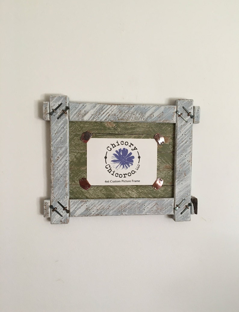 Pine Tree eco-inspired frame 4x6