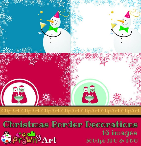 Christmas Clip Art Religious.Christmas Page Borders Nativity Clip Art Religious Christmas Page Decorations Holiday Clipart Baby Jesus Wise Men Kings Snow