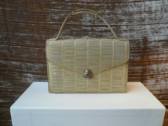 Vintage 1960s evening Gucci handbag