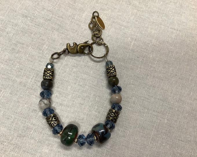 Earth-tone Bracelet