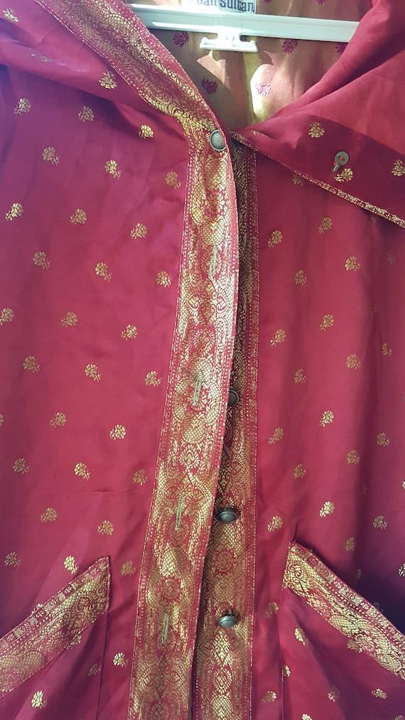 Robe Kimono la à la Kimono main ethnique coloré 5014ed