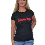 Women's Carnivore Drip T-Shirt