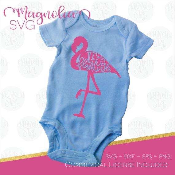Let S Flamingle Svg Cut File For Cricut And Silhouette Etsy
