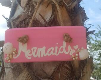 Mermaids,Coastal Beach Decor, Mermaid Life, Beach Vibes, Beach House, Nautical Decor