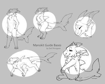Manokit Guideline Base Bundle
