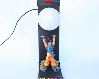 Lámpara Led DRAGON BALL GOKU Led Lamp