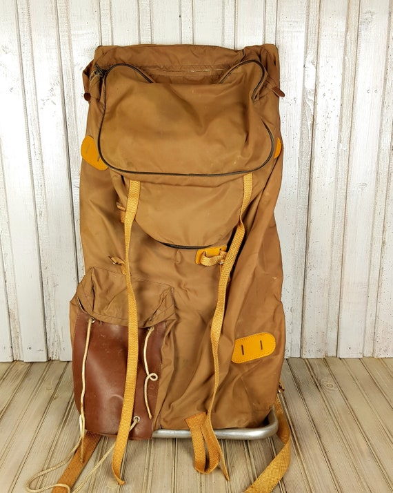 Hunting backpack, Vintage backpack, Backpack, Moun