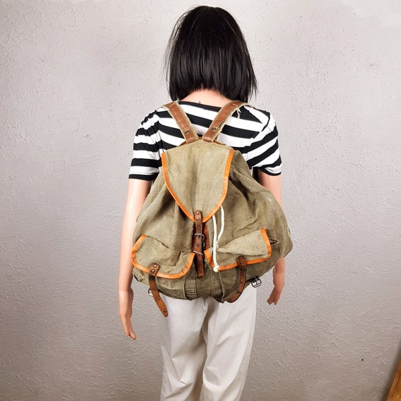 Backpack, Vintage backpack, Hunting backpack, Moun