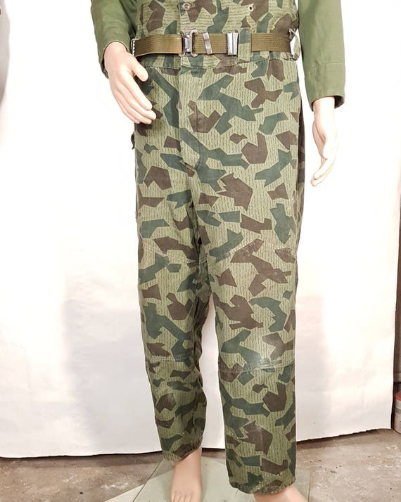Vintage military pants Kemavski pants Military pant for men  96bcaf87b84