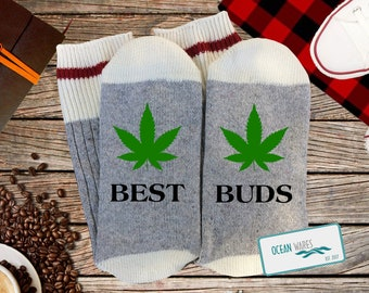 a1678dc76bbf Weed socks | Etsy