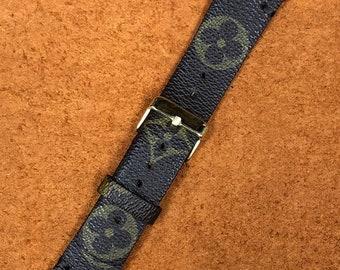 LV, apple watch band, louis vuitton monogram, Apple watch straps, Lv Apple watch band, Series 1, 2, 3, 4 louis vuitton apple watch band woL