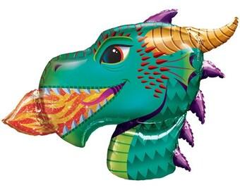 Dragon Party Etsy