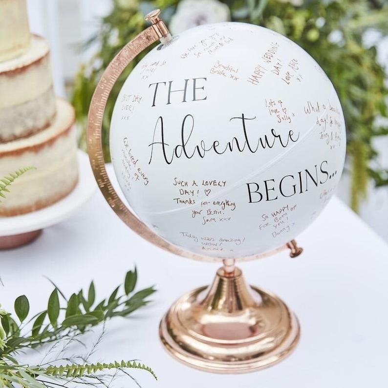Wedding Guest Book Alternatives