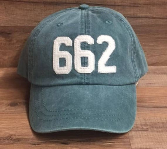 23be76791f3 Area Code Baseball Cap