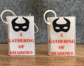 A Gathering of Shadows Earrings