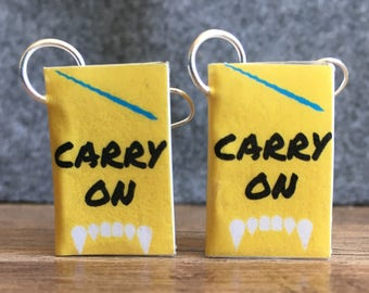 Carry On Earrings