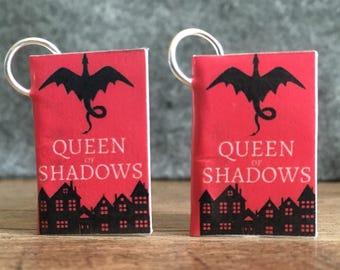 Queen of Shadows Earrings