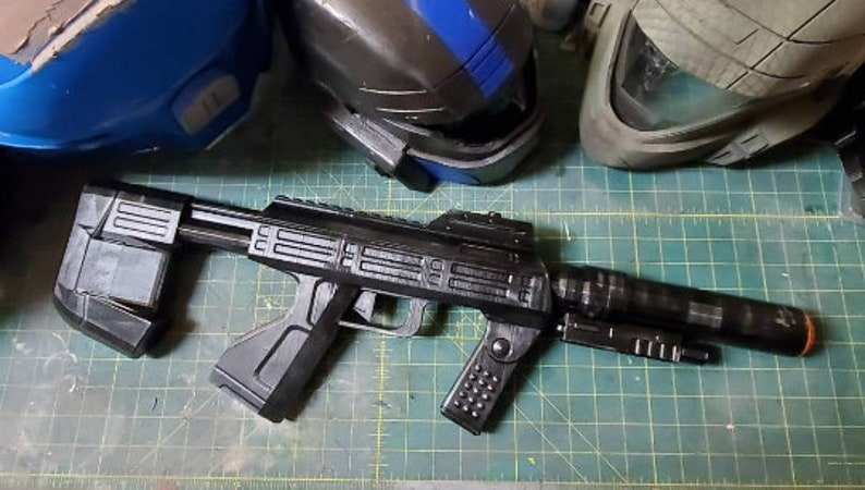ODST SMG From Halo image 0
