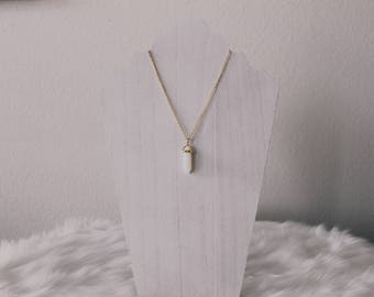 Opal Healing Stone Necklace