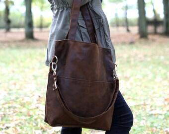 7b689f882b5a Brown tote bag