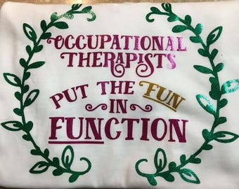 OT put the FUN in FUNction