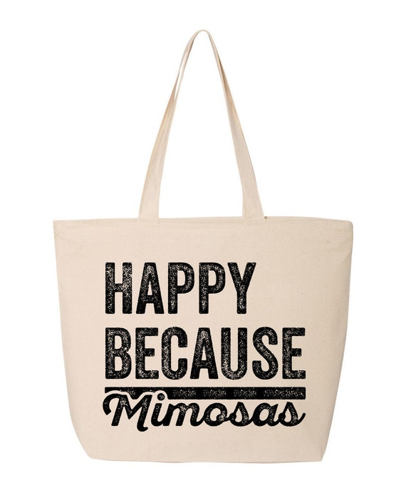 Awesome Mum Funny Canvas Tote Shopping Bag Cotton Printed Shopper Bag Gift