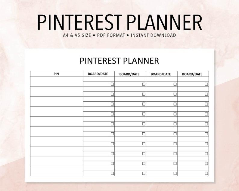 Pinterest Board As Pdf