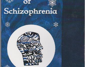 The Gospel of Schizophrenia - By Richard J Bell -  Mental Health - Poetry Book - Memoir