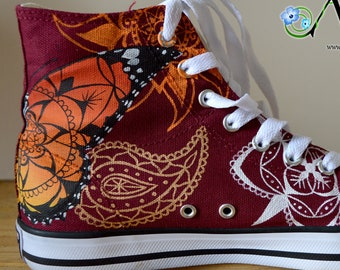 31b72c9e7f23 Monarch Butterfly Shoes