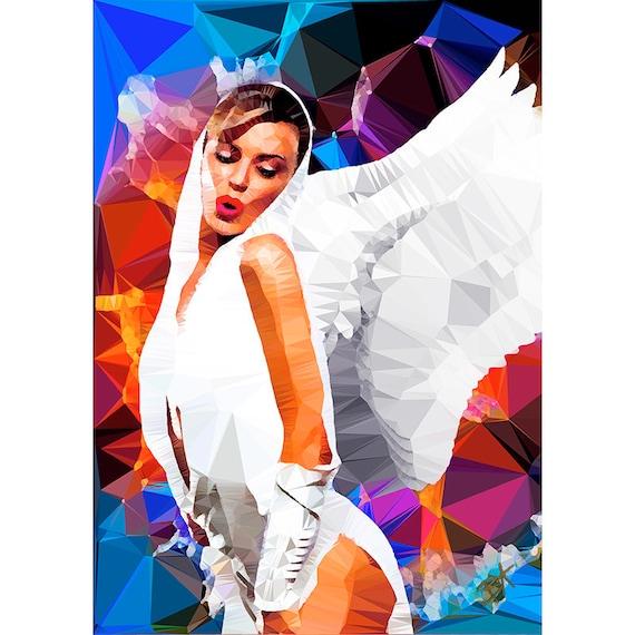 neighbours, music kylie art, 90s, charlene robinson, australia by Baiba Auria Kylie Minogue #1 Mug with quote
