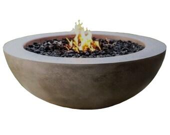 Propane Fire Pit Etsy