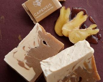 Honeyed Ginger natural soap