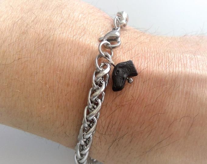 Armband aus 316 Chirurgischer Edelstahl