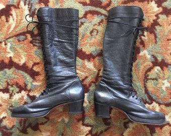 17373d9c949cc Gogo platform shoes | Etsy