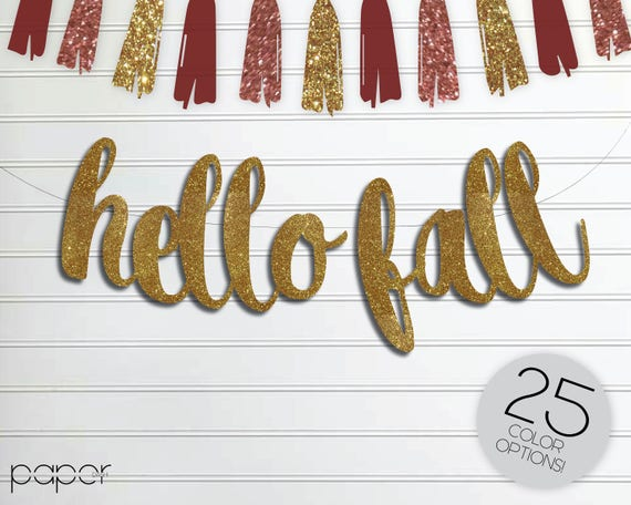 Thanksgiving Personalized Holiday Banner Decoration