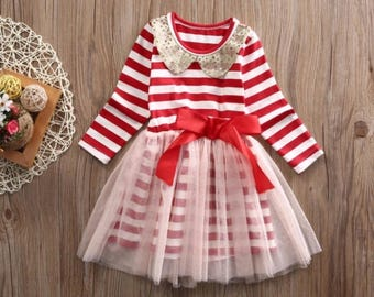 Pre-Order New Christmas dress Kids