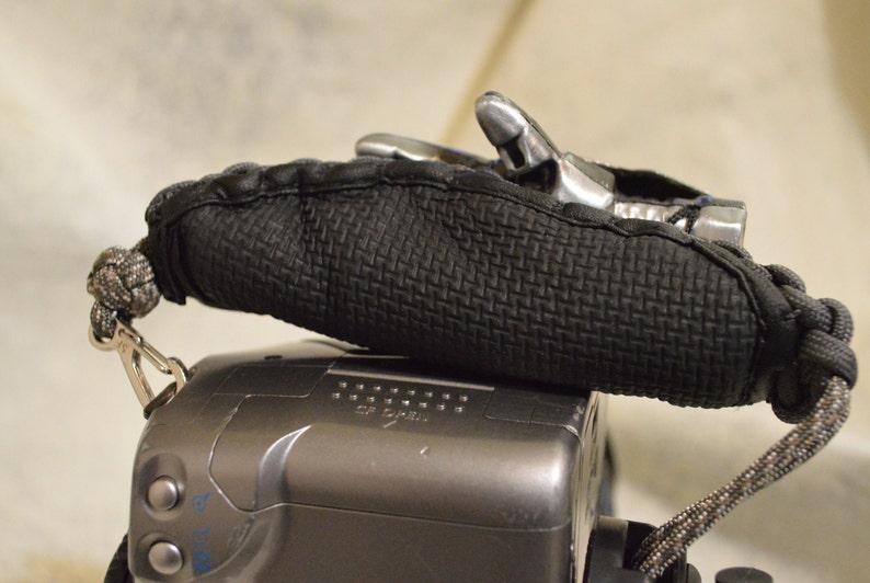Ironman Mark II Glove Paracord Camera Hand Strap