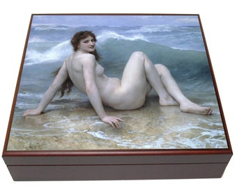 Holmes HWF25 Humidifier Filter 2 Pack Aftermarket Custom Art Bouguereau The Wave